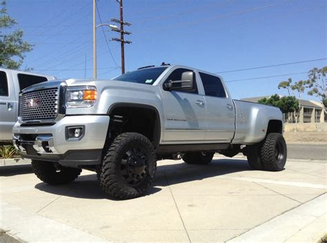 2015 gmc 3500 hd dually cst suspension american