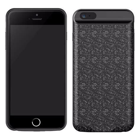 Iphone 7 8 Baseus Plaid Luxury Back Cover baseus plaid backpack power bank protective back cover charging 2500mah for iphone 6 6s