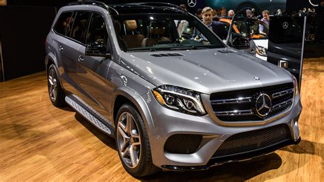 mercedes gls release date interior redesign prices