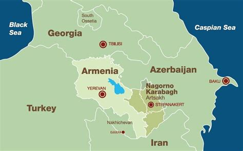 middle east map azerbaijan azerbaijan s isolation in troubled waters and implications