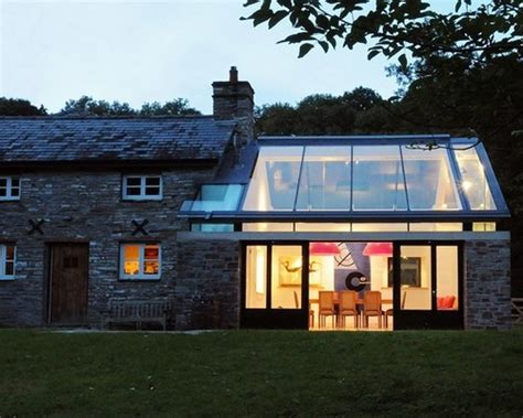 glass roof house glass roof houzz