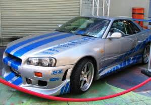 Nissan Skyline 2 Fast 2 Furious 2 Fast 2 Furious Nissan Skyline Gt R By Thexrealxbanks On