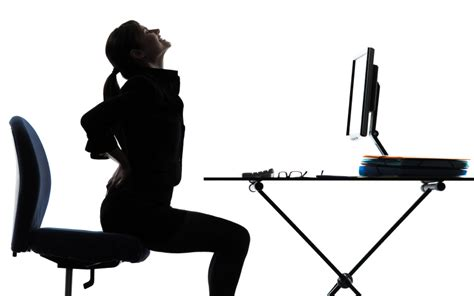 back pain from sitting at desk what s the best office chair for lower back pain back