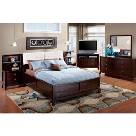 rooms to go bedroom sets bedroom sets furniture spiga bookcase 9 pc king bedroom