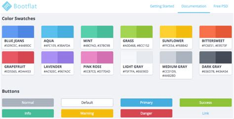 bootstrap button colors 13 bootstrap ui kits that will improve your workflow