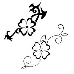 Clover tattoo designs 4 leaf clover tattoos tattoo clover raven tattoo