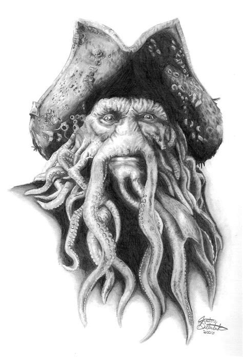 davy jones by freedomsparrow3 on deviantart