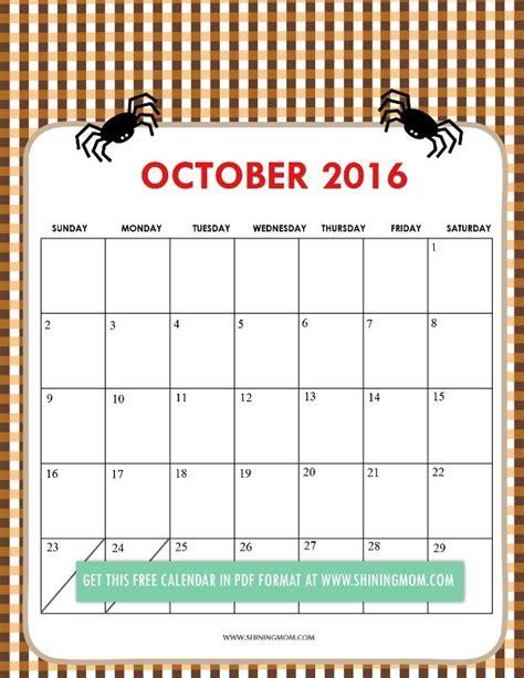 free printable mom planner 2016 free printable cute 2016 calendars by shining mom