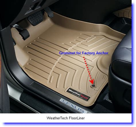Car Mat Liners by The Weathertech Floorliner Is The Interior Decorator S