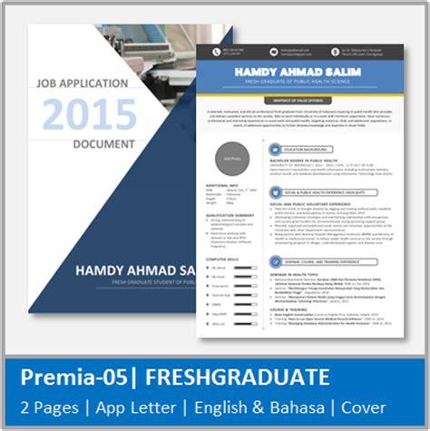membuat cv fresh graduate desain cv kreatif contoh cv fresh graduate jurusan