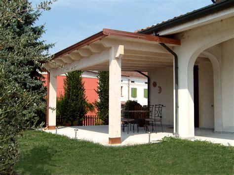 Portico A Colonne by Porticato In Legno Porticati Con Colonne Su Misura E