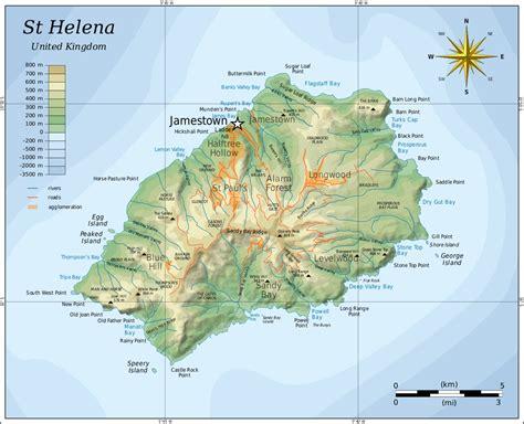 st map jamestown helena