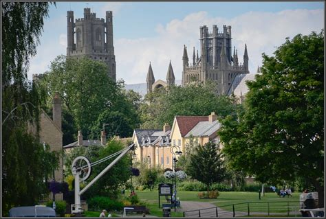 Garden Ely Quot Jubilee Gardens Ely Quot By At