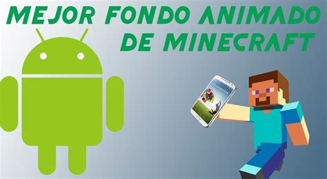 imagenes con movimiento de minecraft android mejor fondo animado de minecraft youtube
