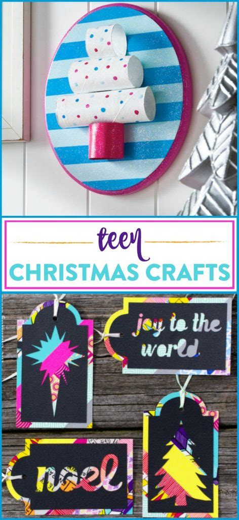 christmas craft ideas for teens craft ideas a craft in your day