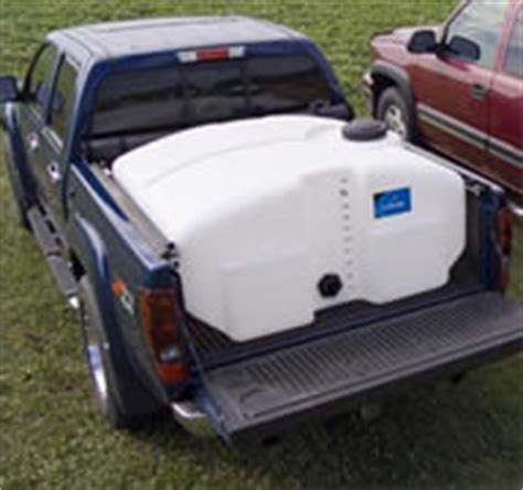 truck bed water tank 205 gallon pick up truck bed water tank a pu0205 52