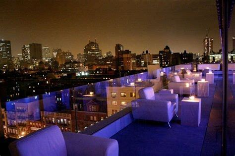 veg out drinks at the fabulous skyroom rooftop