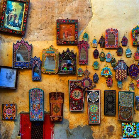 moroccan colors marrakech is a must visit for travelers