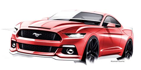 the evolving design themes of the 2015 ford mustang the evolving design themes of the 2015 ford mustang