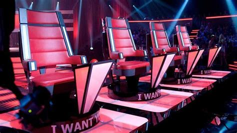 the voice chair the voice live grand finale 2014 the winner is anja