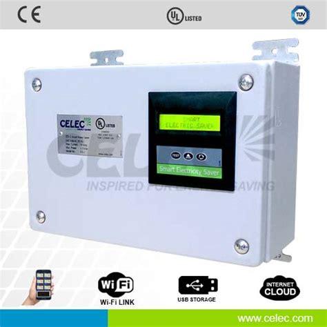 capacitor bank power saver 3 3 kvar 240v ac 60 hz power factor correction controller unit es 1 residential lite