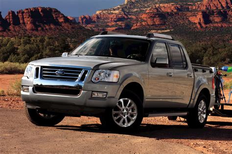 2010 ford explorer mpg 2010 ford explorer sport trac reviews specs and prices