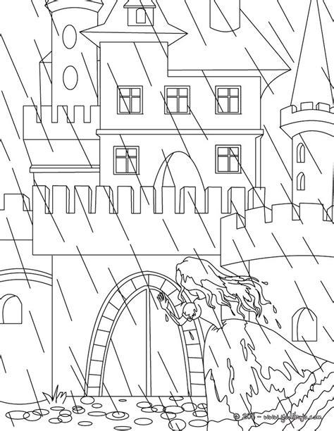 Dibujos Para Colorear La Princesa Y El Guisante Es Princess And The Pea Coloring Page Free Coloring Sheets