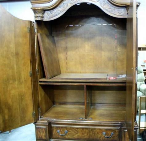 collezione europa armoire collezione europa armoire entertainment center with