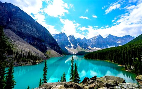 banff national park canada a in 2017 admission to all of canada s national parks will
