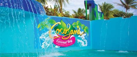 coco land kid friendly resort cocoland at coconut bay st lucia