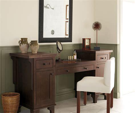 quarter sawn oak bathroom cabinets vanity cabinet in quartersawn oak decora cabinetry
