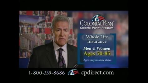 colonial penn program tv commercial grandfather ispottv