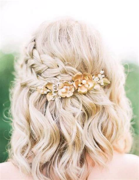 Bridesmaid Hairstyles For Hair by 50 Bridesmaid Hairstyles For Every Wedding My New Hairstyles