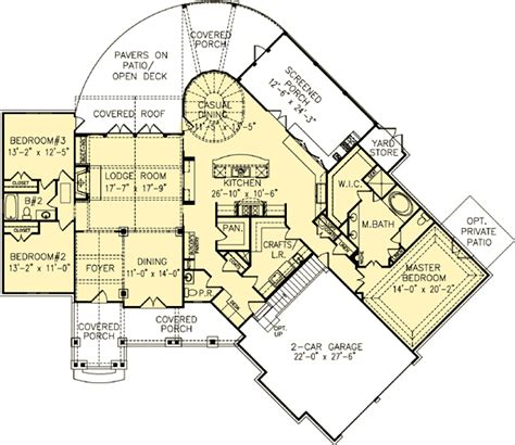 popular house floor plans popular craftsman home plan 15628ge architectural designs house plans