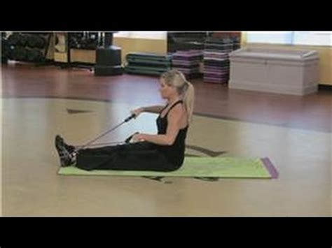 abdominal exercises resistance band exercises