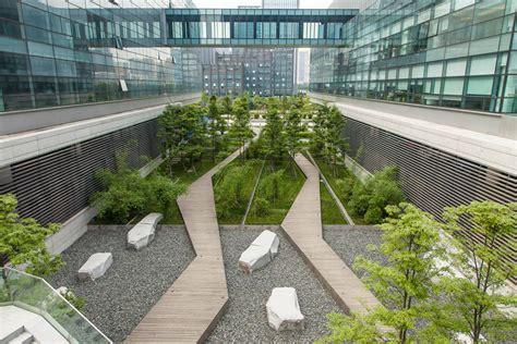 Landscape Architect Network Symantec Chengdu Cus By Swa 171 Landscape Architecture