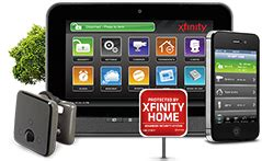 xfinity home secure 300 home review