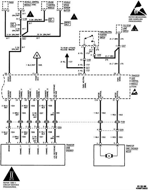 1996 gmc 4x4 wiring diagram wiring diagram image information 1996 chevy suburban you press 4wd hi or low shifts actuator