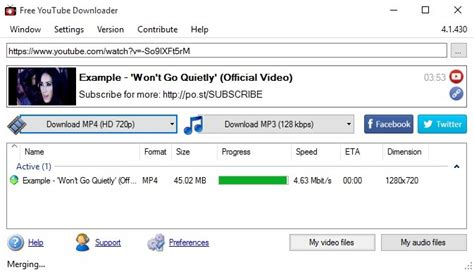 download youtube history free youtube downloader alternatives and similar software