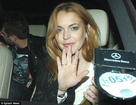 Lindsay Lohan Is A Stalker by Chiltern Firehouse Stalker Pretended To Be Lindsay Lohan