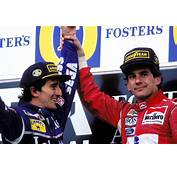 Adelaide 1993 – Last Victory For Ayrton Senna And