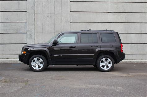 Jeep Patriot Latitude 2014 2014 Jeep Patriot Latitude Does It Drive Better Without