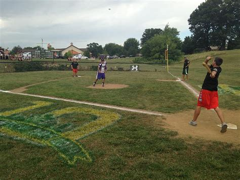 Backyard Baseball Wiffle Migley Field Wiffle Field Of The Month Excursions