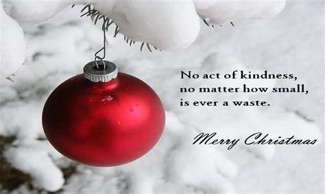 reminder  kindness   christmas season
