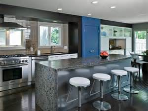 Galley Kitchen With Island Layout A Guide To Kitchen Layouts Hgtv