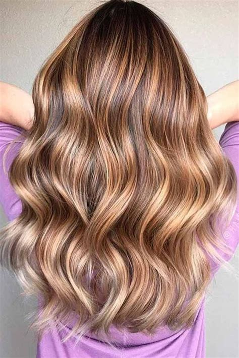 hair with high and low lights 27 best light brown hair color ideas for 2018 ihaircuts