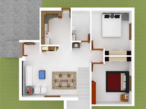 Interior Decoration Indian Homes apartments 3d floor planner home design software online