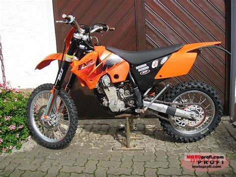 2004 Ktm 400 Exc 2004 Ktm 450 Exc Racing Moto Zombdrive