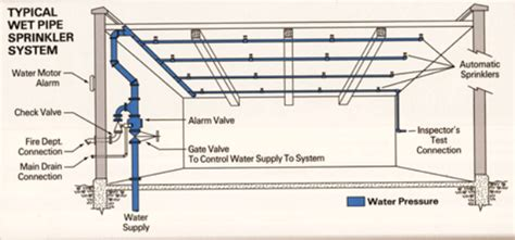 Sprinkler System Plumbing by What We Do Total Safety And Technology Inc