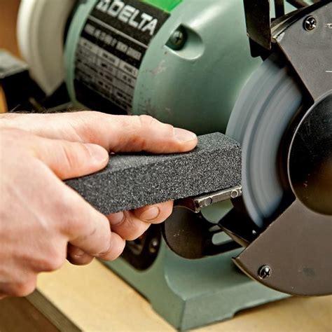 bench grinder wheel dressing tool grinding wheel dressing stick 10466 rockler woodworking and hardware